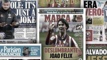 João Félix met l'Espagne à ses pieds, la Lazio dans la tourmente