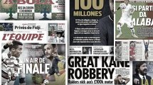 Le prix auquel le PSG va être contraint de vendre Neymar, Harry Kane se fait voler 111.000€ par un gang