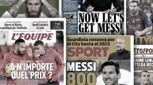 Le plan de Manchester City pour attirer Lionel Messi