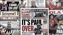 Manchester United rouge de colère après l'annonce du départ de Paul Pogba, un club proche de récupérer Hulk pour 0 €