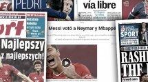 L'Espagne s'étonne du vote de Lionel Messi à FIFA The Best, Robert Lewandowski porté en héros en Pologne