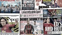 Edinson Cavani devient le héros de Manchester United, l'Italie s'enflamme pour Theo Hernandez et l'AC Milan