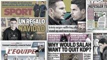 La mise au point de Jürgen Klopp sur Mohamed Salah, Jesé proche d'un improbable rebondissement