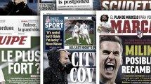 La rage d'Everton contre Manchester City fait jaser en Angleterre, l'Atlético a trouvé le remplaçant de Diego Costa
