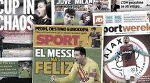 Comment Lionel Messi a retrouvé le sourire, la Juve en passe de boucler une recrue inattendue