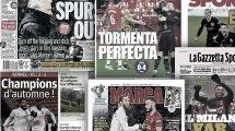 Lionel Messi et Antoine Griezmann régalent l'Espagne, Mauricio Pochettino s'attaque à Paul Pogba
