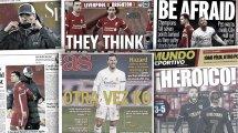 La nouvelle déroute de Liverpool inquiète l'Angleterre, la rechute d'Eden Hazard fait beaucoup parler
