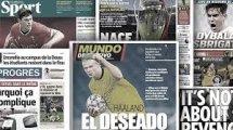 La folle envie du FC Barcelone avec Erling Haaland, l'Italie attend le réveil de Paulo Dybala