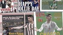 La Juve vise du lourd pour aider Cristiano Ronaldo, l'avenir de Nabil Fekir fait du bruit en Espagne