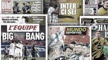 La rechute du PSG fait les gros titres, un cador européen recale Sergio Agüero