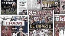 La presse catalane fracasse le FC Barcelone,  l'Angleterre complétement folle d'Alisson Becker