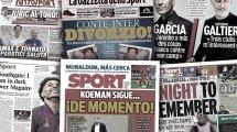 Les plans du Barça après le sommet Koeman-Laporta, deux grandes nouvelles à venir pour la Juventus