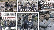 La presse européenne rend hommage au Chelsea de Thomas Tuchel, la Juventus prépare une grande révolution