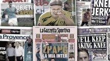 Le FC Barcelone poursuit son mercato de folie, l'Angleterre face à un nouveau scandale de racisme