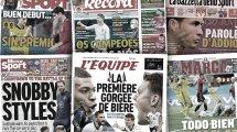 Cristiano Ronaldo refroidit la Juve, toute l'Europe attend au tournant l'Équipe de France