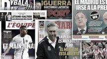 Le coup de pression de Carlo Ancelotti à ses dirigeants, l'avenir de Paulo Dybala se précise