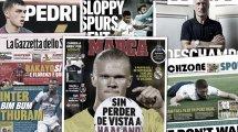 L'Italie s'agite pour le transfert de Thuram à l'Inter, Tottenham fait jaser après son humiliation en Ligue Europa Conférence