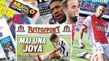 L'Espagne porte en triomphe le retour de son héros Ansu Fati, la Juventus pleure la perte de ses attaquants