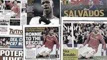 Cristiano Ronaldo enflamme l'Europe, Newcastle a ciblé son futur entraîneur