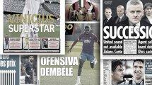 Manchester United a trouvé le remplaçant d'Ole Gunnar Solskjaer, le trio de rêve du Real Madrid