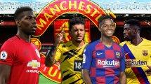 Journal du Mercato : Manchester United lance les grandes manœuvres, vague de départs à Saint-Étienne