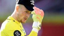 Everton : Jordan Pickford attristé par la blessure de Virgil van Dijk