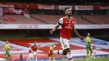 Pierre Emerick Aubameyang veut rester à Arsenal
