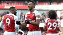 Arsenal :  Aubameyang prêt à rester