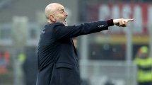EL, AC Milan : Stefano Pioli réagit à la colère d'Ibrahimovic