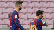 FC Barcelone : la sortie médiatique remarquée de Gerard Piqué sur Lionel Messi
