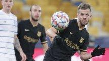 Le Barça cherche encore à se débarrasser de Miralem Pjanic