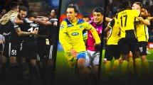 JT Foot Mercato : les exploits fous des petits poucets en Ligue des Champions