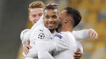 Alassane Pléa a la cote en Premier League !