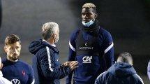 EdF : Didier Deschamps reconnaît les difficultés de Paul Pogba