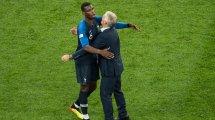 EdF : Deschamps félicite Paul Pogba