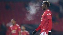 Manchester United : nouvelle blessure pour Pogba
