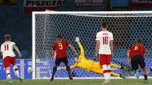Euro 2020 : la Pologne résiste à l'Espagne, qui tourne au ralenti