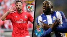 Benfica - Porto : les compositions sont tombées
