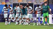 Qualif. CdM 2022 : le Portugal s'impose tranquillement en Azerbaïdjan