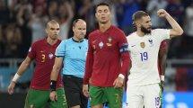 Euro 2020 : match nul à rebondissements entre la France et le Portugal