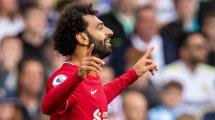 Liverpool : aucun joueur n'est meilleur que Mohamed Salah selon Jürgen Klopp