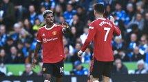 Manchester United : Marcus Rashford légèrement blessé