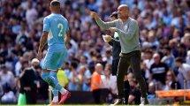 Man City : Pep Guardiola réagit aux velléités de départ de Sterling