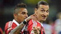 Kévin-Prince Boateng avoue s'être inspiré de Zlatan mais pas de Messi
