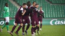 PSG - Brest : les compositions officielles