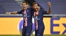 PSG : Neymar, Di Maria et Paredes finalement disponibles contre l'OM ?
