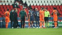 Le monde du foot scandalisé par l'incident raciste lors de PSG-Istanbul BB