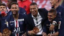 PSG : Marco Verratti veut jouer avec Kylian Mbappé