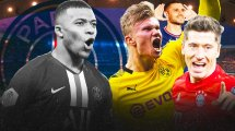 JT Foot Mercato : le PSG à la recherche de son numéro 9 du futur