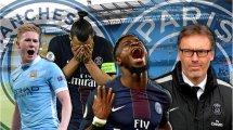 Ligue des Champions : l'histoire du 3-5-2 de Laurent Blanc
